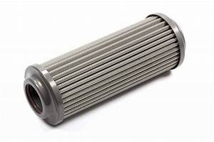 Xrp High Pressure Fuel Filter Element 100 Micron Stainless