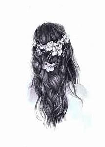 Beautiful tumblr drawing | hipster hair | Drawings ...