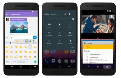 android 7 0 name android 7 0 nougat officieel uitgebracht update komt