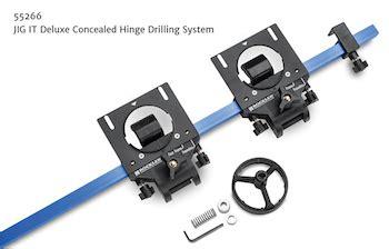 products rockler jig  deluxe concealed hinge