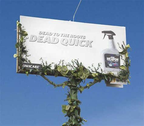 Clever Billboards weed eradicating billboards clever billboard ad 600 x 529 · jpeg