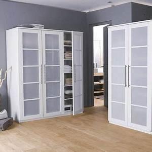 3 Suisses Armoire : armoire penderie 3 portes ykuro ~ Teatrodelosmanantiales.com Idées de Décoration