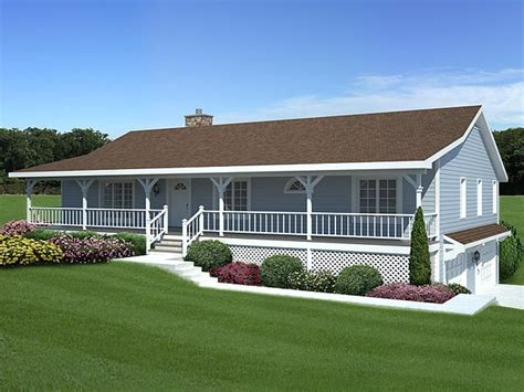 ranch house plans   master suites ranch house plans  front porch elevated house plans