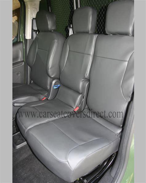 citroen berlingo black seat covers custom van seat