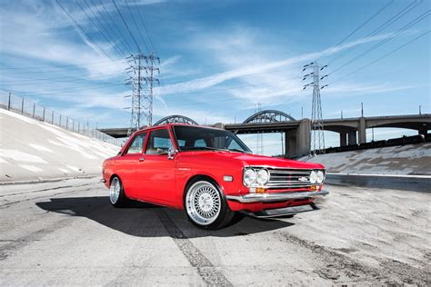 Datsun 510 Wheels by Datsun 510 Sl1 Klutchwheels
