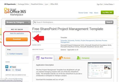 sharepoint project management sharepoint department site template choice image template design ideas