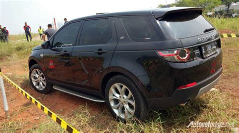 Gambar Mobil Land Rover Discovery by Test Drive Land Rover Discovery Autonetmagz Review