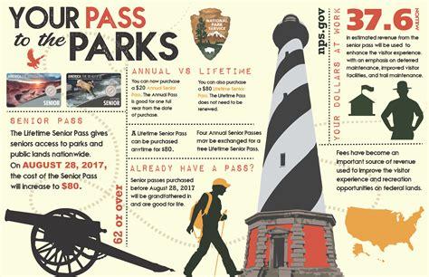 senior pass changes to the senior pass u s national park service