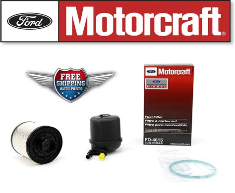 2011 6 7 Fuel Filter by Motorcraft Fd4615 Fuel Filter 2011 2013 Ford 6 7l V8