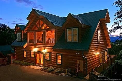 tennessee cabin resorts gatlinburg tn cabins smoky mountain rentals from 85