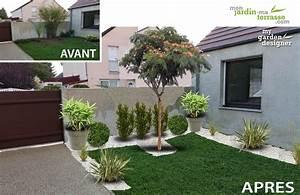 Amnager Un Petit Jardin De 30m
