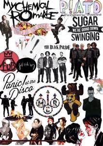 Panic at the Disco My Chemical Romance