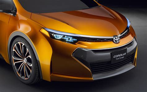 Toyota Corolla Furia Concept First Look