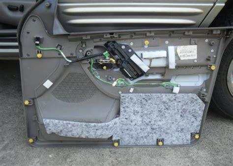 jeep door removal grand door panel repair