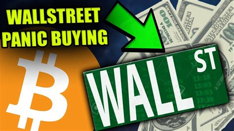 Iemand anders deze mail ook gehad? Bitcoin en Ethereum koers analyse - Wall Street koopt Bitcoin! - Crypto Koers Euro Nieuws