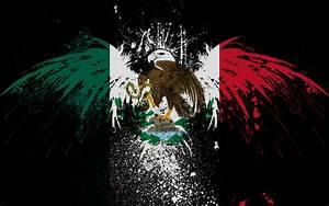 Mexico Flag Wallpaper Desktop - WallpaperSafari