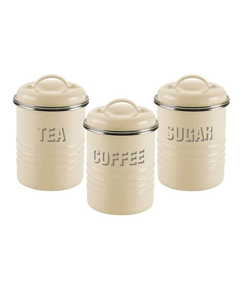 Kitchen Canister Sets Australia by The 25 Best Tea Coffee Sugar Canisters Ideas On
