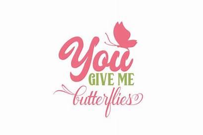 Give Butterflies