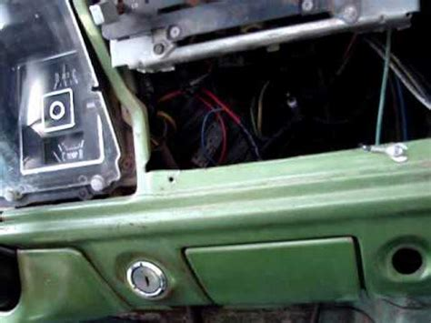 install  din radio     ford  series youtube