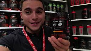 New Beyond Raw Pump  - Review