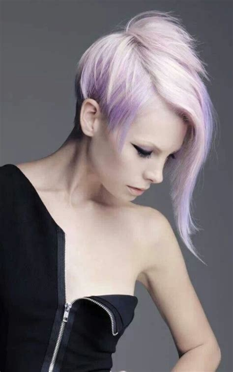 hottest edgy hairstyles    haircuts