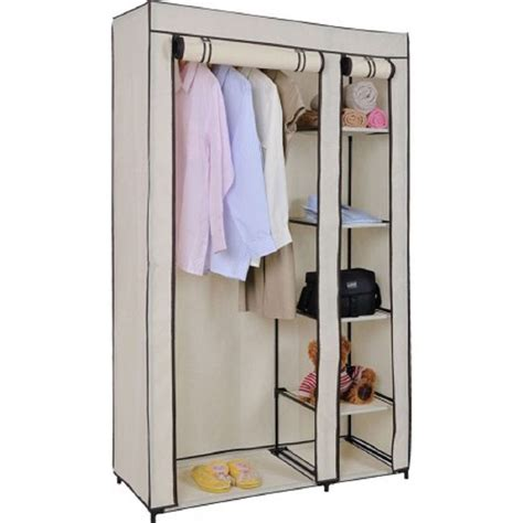 Wardrobe Closet For Hanging Clothes by 15 Best Ideas Of Wardrobe Hanging Rail