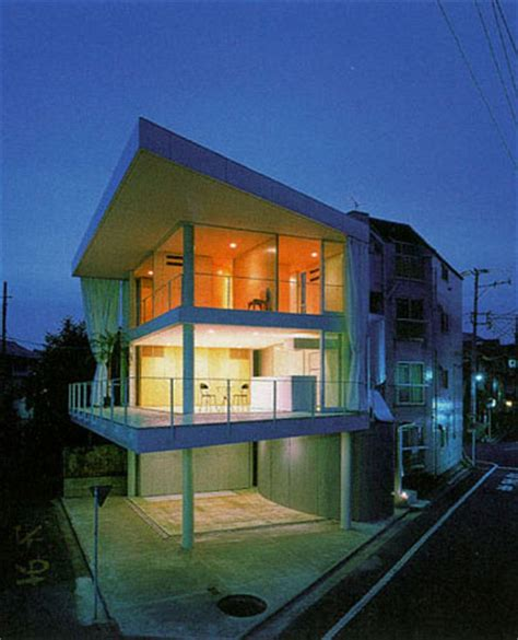 Sba_curtain Wall House