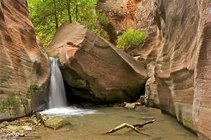 Download wallpaper Slot Canyon, Southwest Utah, Rocks ...