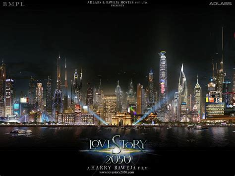 Love Story 2050 Futuristic Sci Fi High Quality Wallpapers