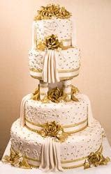 celebrity wedding cakes lovetoknow