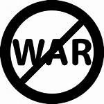 War Icon Peace Svg Icons Motto Hippie