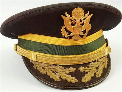 Sold Us Army Chaplain Field Grade Officer Visor Cap