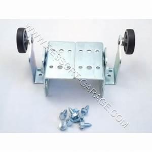 Novoferm Pieces Detachees : kit supports galets hauts iso 20 et iso 20rt novoferm ~ Melissatoandfro.com Idées de Décoration