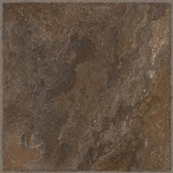 trafficmaster chocolate resilient vinyl tile flooring 4 in x 4 in take home sle
