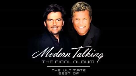 modern talking the album the ultimate best of album