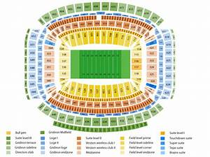 NRG Stadium Seating Chart And Tickets