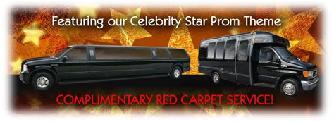 Prom Limo Packages by Atlanta Prom Limo Special Packages Limousines