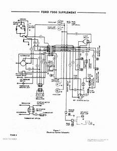 Naa Ford Tractor Wiring Diagram Lights