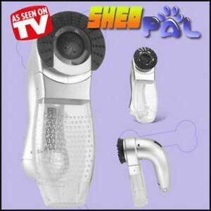 shed pal as seen on tv shed pal as seen on tv vaccuum grooming brush system pet