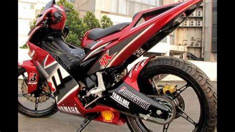 Modifikasi Jupiter Mx Jadi Motor Sport by 100 Gambar Motor Mx Keren Terlengkap Gubuk Modifikasi
