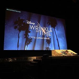 EVENT/MOVIE REVIEW: OPENING NIGHT OF A WRINKLE IN TIME AT ...