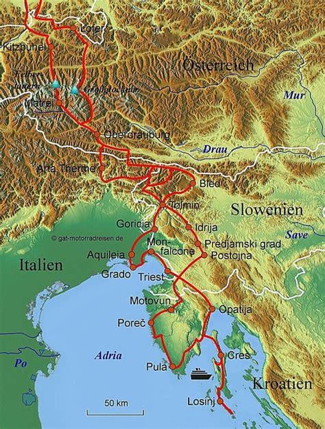 motorradreise slowenien gefuehrte motorradtouren