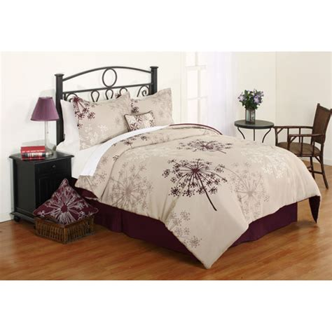 walmart bedding sets hometrends comforter sets shona walmart