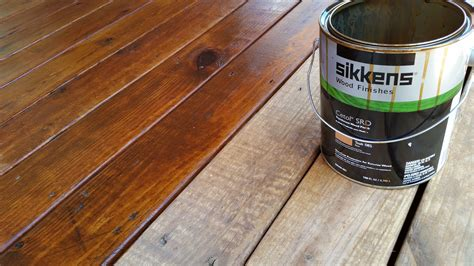 Sikkens Solid Deck Stain