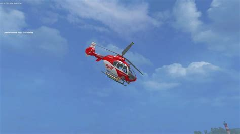 drf rescue helicopter  gamesmodsnet fs cnc