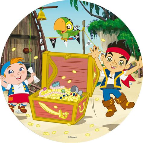 pirate jake edible sugar cake topper cm morgenthalers