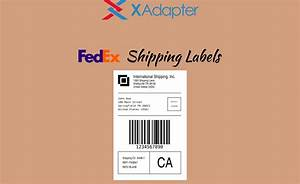 print woocommerce fedex shipping labels in multiple sizes With can i print a shipping label at home
