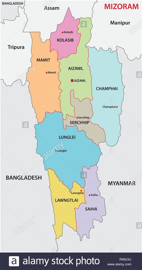 Bangladesh Map Outline