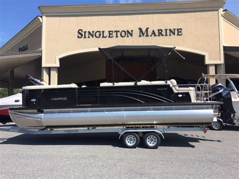 Atwood Lake Boats Inc by Harris Sunliner 240 Boats For Sale Boats