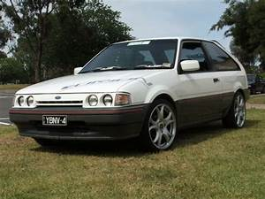 Muttley 641 1988 Ford Laser Specs  Photos  Modification